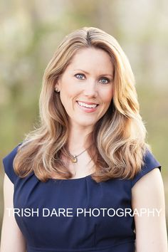 I love the natural light of this headshot!  Perfect for this realtor!  www.trishdarephotography.com