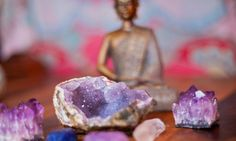 Think of crystals, and stereotypical images come to mind: the silver-ring-adorned elder hippie, the iconic Alex Gray chakra chart, or perhaps a certain Pink Floyd album cover. While these symbols are most definitely part of the culture of crystal healing, they are only the most recent additions to the long-held beliefs in the powers of stones.