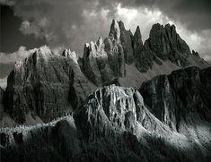 Harald Mieling, Croda da Lago, Dolomites
