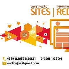 #OUTLINE | #SoluçõesCriativas 📈 💡  Contato: ☎️ (83) 9.8656.3521 / 9.9964.9204 💻  @oficialoutlinesc 1/3  #cartaodevisita #site #sites #design #designer #designgrafico #criacaosite #criacaodesites #ideia #ideiascriativas #idéias #banner #banners #logo #logotipo #adesivo #folder #empresa #cartão #panfletos #novasideias #empresatop #servicodequalidade #qualidade #melhor #melhorempresa