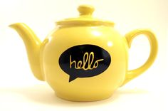 Hello Teapot