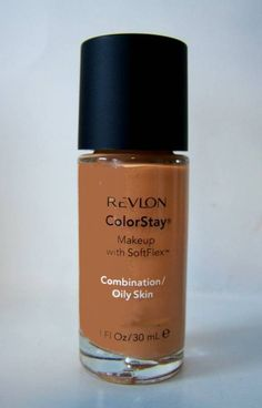 Revlon ColorStay Foundation Makeup Combo Oily Skin - Mocha 450 #Revlon #FaceMakeup