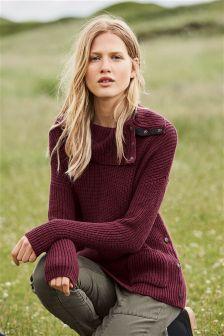 Popper Sweater (439451) | £34