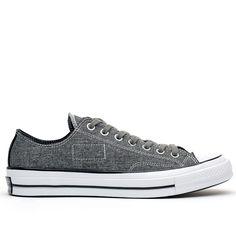 62c3303e2ce7 Converse x Fragment CTAS 70s Tuxedo pack (Grey) Sport Fashion