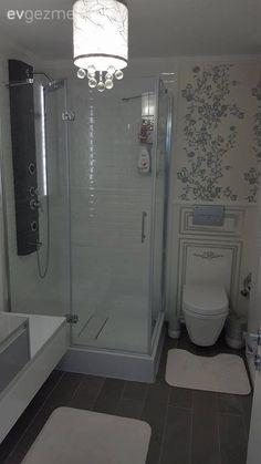 Banyo, Duvar kağıdı