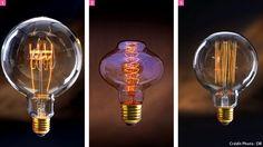 Ampoules à filaments Jurassic Light