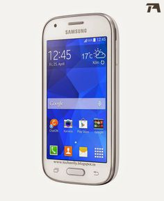 Samsung Galaxy Ace Style is the advance version of Galaxy Ace which was powered with Android OS v4.4.2 (KitKat).