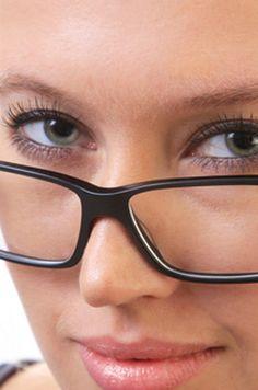 Bien choisir ses lunettes - le nez long