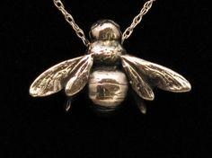 Bumblebee necklace @Melissa Morin - totally you!
