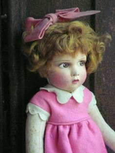 Raynal doll in original box from antiquedolls6395 on Ruby Lane