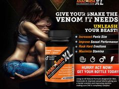 Anaconda XL Male Enhancement consists of vital components able to improve and build your body with ripped muscles.