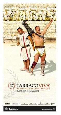 Tarraco Viva 2012. Tarragona. Spain. Mayo.