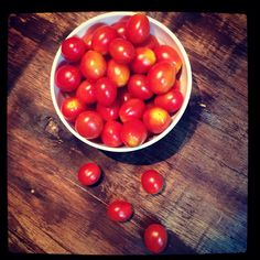 Tomatoes #food #photography #styling