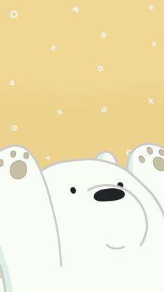 Cute Panda Wallpaper, Funny Iphone Wallpaper, Bear Wallpaper, Cute Disney Wallpaper, Kawaii Wallpaper, We Bare Bears Wallpapers, Panda Wallpapers, Cute Cartoon Wallpapers, Cartoon Pics