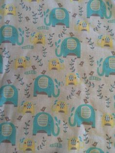 Elephants Aqua. Choose your fabric. From pram liners to trolley liners, change table mats to car seat inserts, Bambella Designs has the perfect item to spoil your Little Mister or Miss. http://www.bambelladesigns.com.au/fabric-options/ #Bambella #Bambelladesigns #Fabric #trolleyliners #changetable #carseat