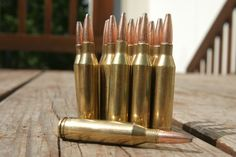 A guide to rifle bullets for big game hunting. Hog Hunting, Big Game Hunting, Hunting Girls, Crossbow Hunting, Hunting Stuff, Crossbow Targets, Trap Shooting, Survival Knife, Tactical Survival