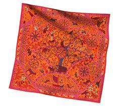 2014 F/W | Peuple du Vent | Cashmere and silk shawl (140 cm x 140 cm) | Ref. H242502S 22