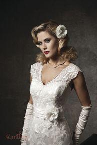 Esküvői ruhák 2013 Bodice Candiny Brand Online