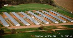 Hebei Weizhengheng Modular House Technology Co. Poultry Farming, Goat Farming, Steel Structure Buildings, Building Structure, Poultry House, Farm Chicken, Architectural House Plans, Animal Agriculture, Industrial Park
