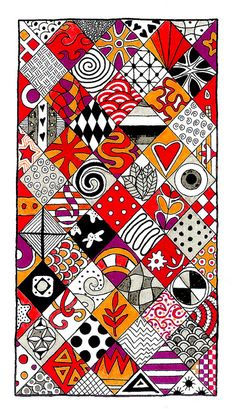 SquaresDoodle | Flickr - Photo Sharing!