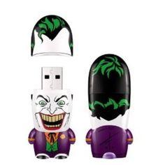 DC Comics DC Mimobot 8 GB USB Flash Drive - The Joker