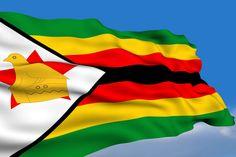 Zimbabwe Flag wallpaper