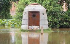 Casa do Pontal, museu de arte popular no Rio fica inundado após chuvas