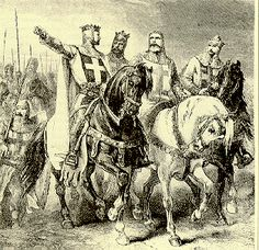 gottfried  THE CRUSADER | the first crusade the road to antioch