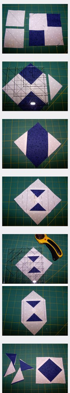 Precision Quilt Piecing Part 5: Square in a Square http://www.nationalquilterscircle.com/article/precision-quilt-piecing-part-5-square-in-a-square/?utm_content=buffer65bd5&utm_medium=organic&utm_source=pinterest&utm_campaign=A219