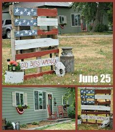 fourth of july house decorations