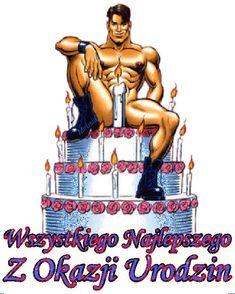 Urodziny i imieniny: Gify urodzinowe