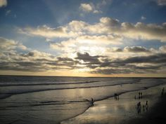 Divining Sunset Photograph