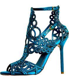 cv/ Sergio Rossi shoes.