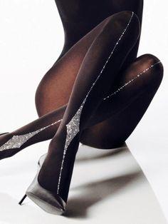 ♤ Pinterest : @denitsllava ♤ need this stockings!