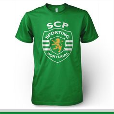 Sporting Clube Portugal T-shirt - Pandemic Soccer - 1