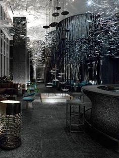 W Hotel Atlanta by Burdifilek