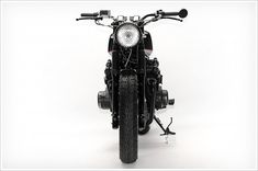 1982 Honda CB750 'Convertible' - Steel BentCustoms - Pipeburn - Purveyors of Classic Motorcycles, Cafe Racers & Custom motorbikes