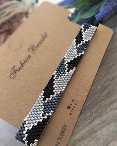Siyah 🖤Gri🐘✨✨✨ ✩ ✩ ✩ ✩ ✩ ✩ ✩ ✩ ✩ ✩ ✩ ✩ ✩ ✩ ✩ ✩ ✩ ✩ ✩ ✩ ✩ ✩ ✩ ✩ ✩ ✩ ✩ ✩ ✩ ✩ ✩ ✩ ✩ ✩ ✩ ✩ ✩ ✩ ✩ ✩ ✩ 🔸•Bilgi için ➡️Dm ulaşabilirsiniz 🌸🔸 • • •… Bead Loom Bracelets, Beaded Bracelet Patterns, Beaded Earrings, Beading Patterns, Diy Jewelry, Jewelery, Handmade Jewelry, Bijoux Diy, Loom Beading