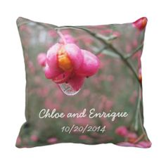 >>>Low Price Guarantee          	Pink Flower And Rain Drop Personalized Wedding Throw Pillows           	Pink Flower And Rain Drop Personalized Wedding Throw Pillows online after you search a lot for where to buyThis Deals          	Pink Flower And Rain Drop Personalized Wedding Throw Pillows ...Cleck Hot Deals >>> http://www.zazzle.com/pink_flower_and_rain_drop_personalized_wedding_pillow-189764770726084093?rf=238627982471231924&zbar=1&tc=terrest