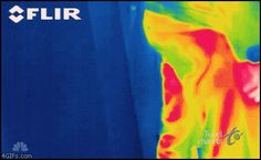 Fart On Thermal Cam