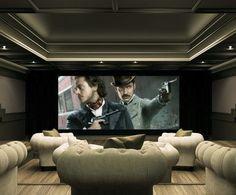 Home Theater - Livingdam - Domotics | Automation | Multimedia
