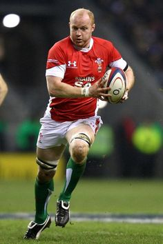 Wales - Martin Williams