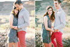 Adventurous Engagement Photos // Ryan Flynn