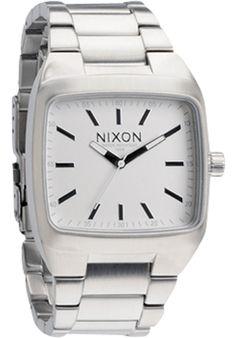 Nixon The-Manual-Update Watch white | Titus Onlineshop