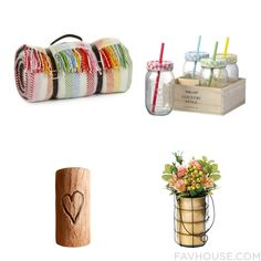 Homeware Wishlist Featuring Tweedmill Blanket Food Storage Container Dot & Bo Vase And Outdoor Vase From March 2016 #home #decor