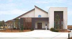 和モダンな平屋の家|建築実例|注文住宅のアキュラホーム