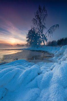 Beautiful Nature (disminucion: (by Игорь Иванов))