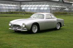 1954 Maserati A6G/54 2000 Zagato Coupe Speciale
