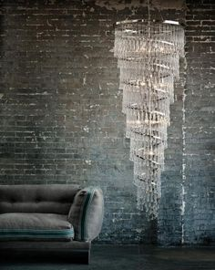 OCHRE - Contemporary Furniture, Lighting And Accessory Design - Light Drizzle - Spiral