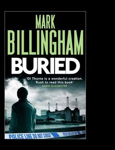 Divesh's Web Whiteboard: Book review: Buried by Mark Billingham